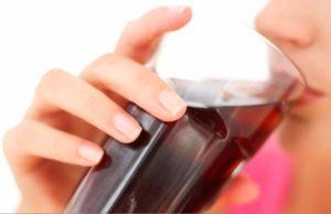 eliminar el consumo de refresco