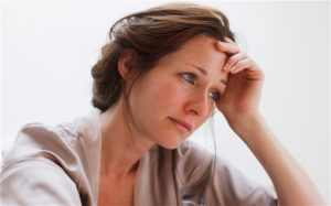 parestesia facial por estres