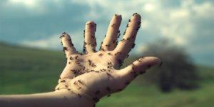 sensacion de hormigueo en las manos